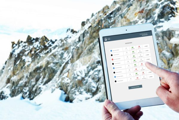 Digitales Pistenkontrollsystem | LO.LA Alpine Safety Management