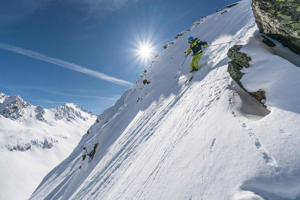 Referenz Alpincenter Obergurgl | LO.LA Alpine Safety Management