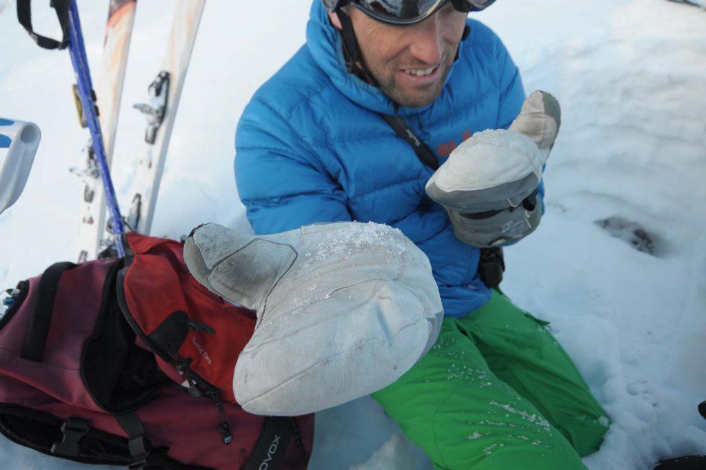 Schneekristalle, Lokales Wissen | LO.LA Alpine Safety Management