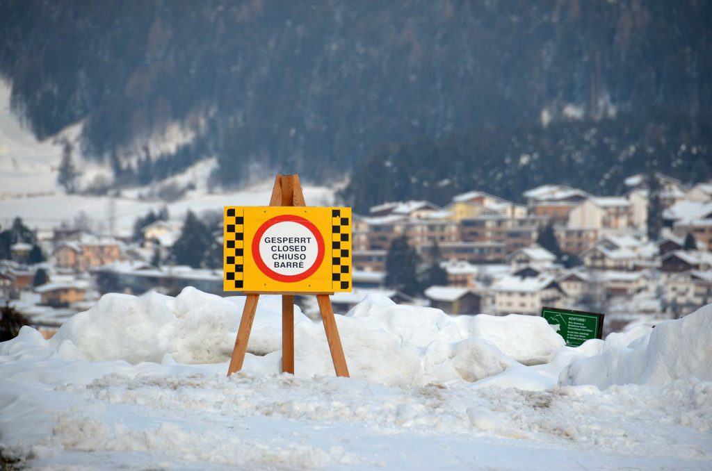 LO.LA Safety Tool, Imagebild Winter, Berg | LO.LA Alpine Safety Management