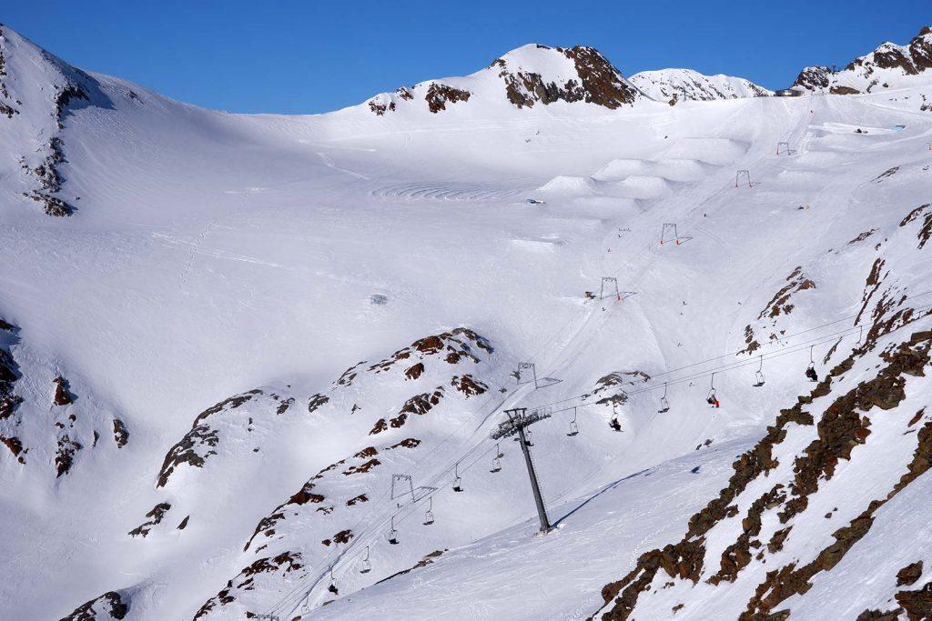 LO.LA Safety Tool, Imagebild Winter, Berg, Skigebiet | LO.LA Alpine Safety Management