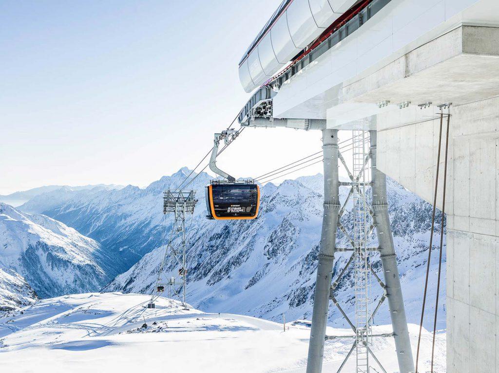 Referenz Stubaier Gletscher (Bild: © Stubaier Gletscher, Andre Schönherr) | LO.LA Alpine Safety Management