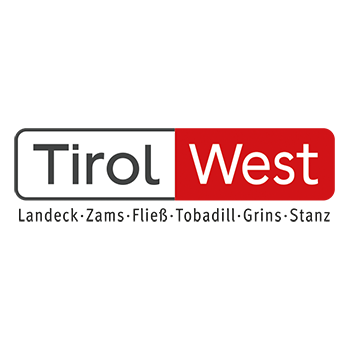 Referenz Tirol West, Logo | LO.LA Alpine Safety Management