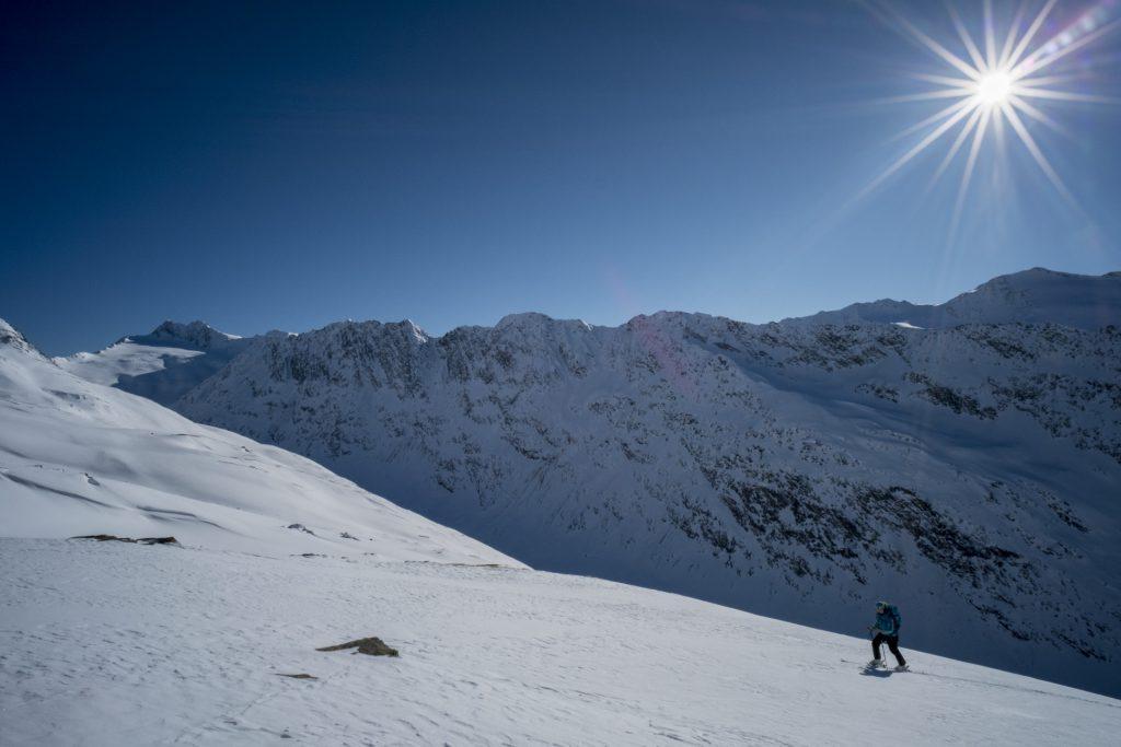 Skitour auf den Vorderen Seelenkogel, © Ötztal Tourismus, Photograf Bernd Ritschel I LO.LA Alpine Safety Management