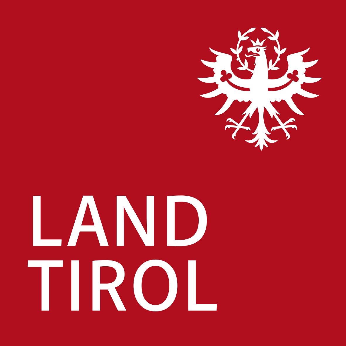 Dieses Projekt wird vom Land Tirol im Rahmen der Wirtschaftsförderung unterstützt