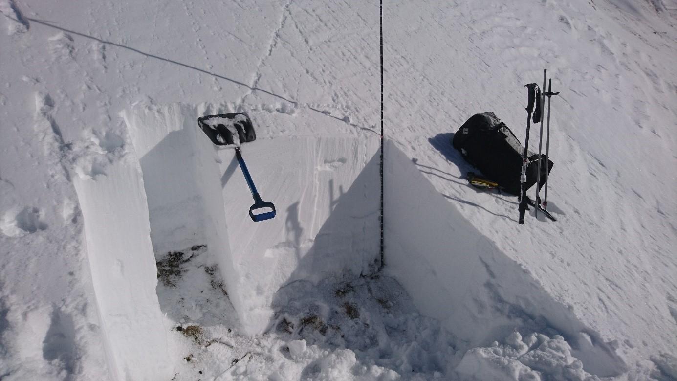 Praxistipps für das Graben eines Schneeprofils – Teil 2/2