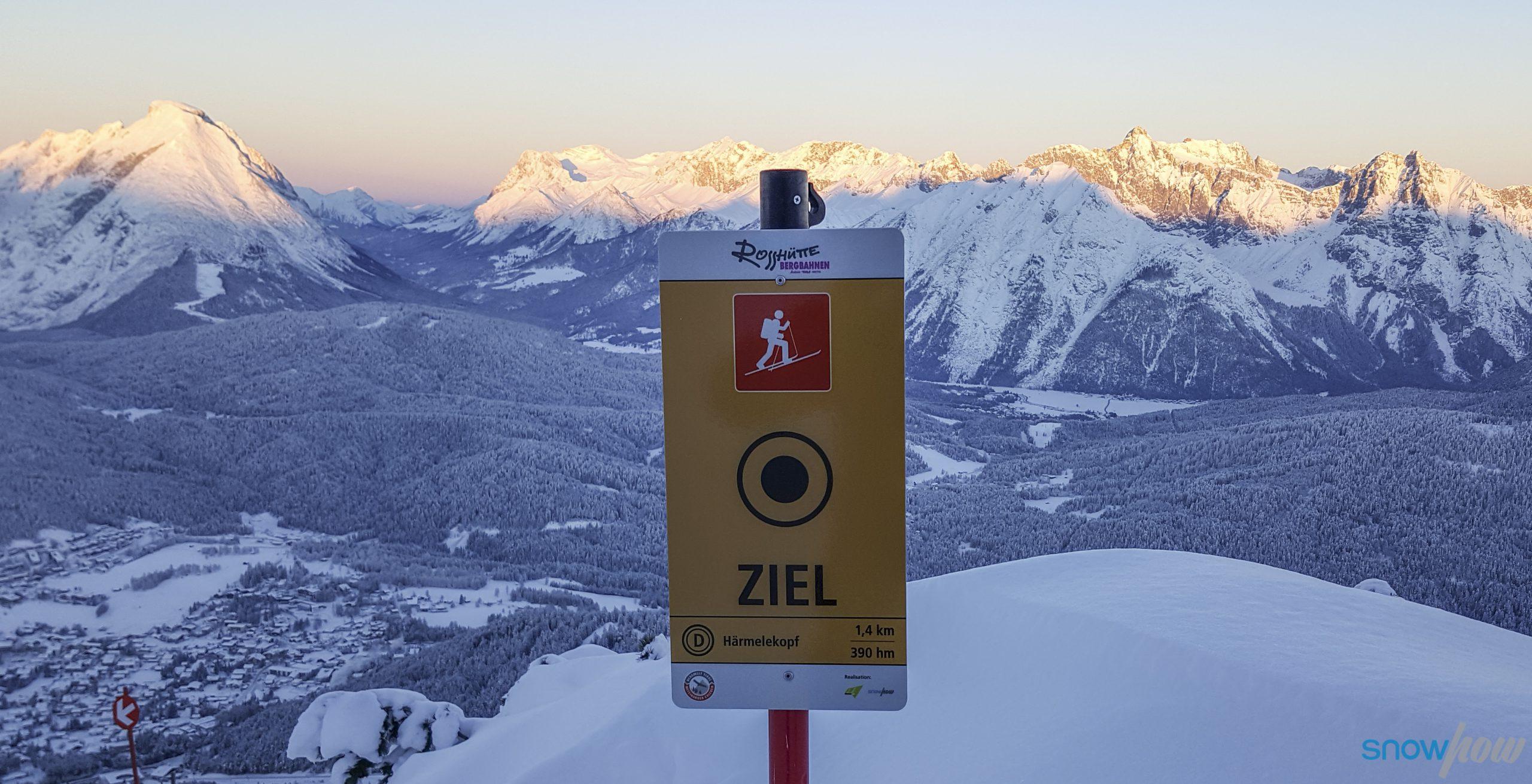 5 Tipps zum Thema Pistenskitouren für Skigebietsbetreiber