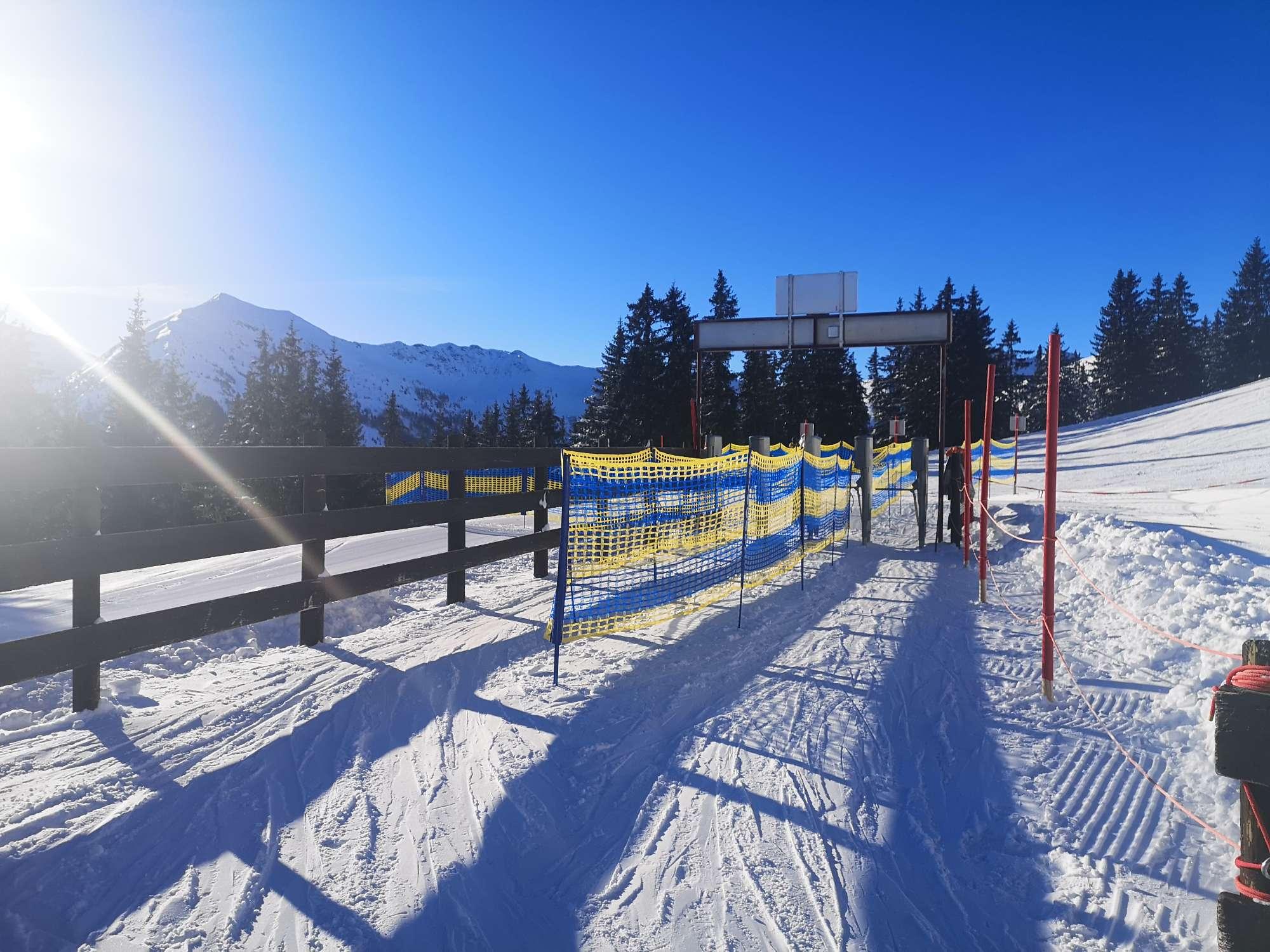 COVID-19 Risikoanalyse für Skigebiete mit LO.LA