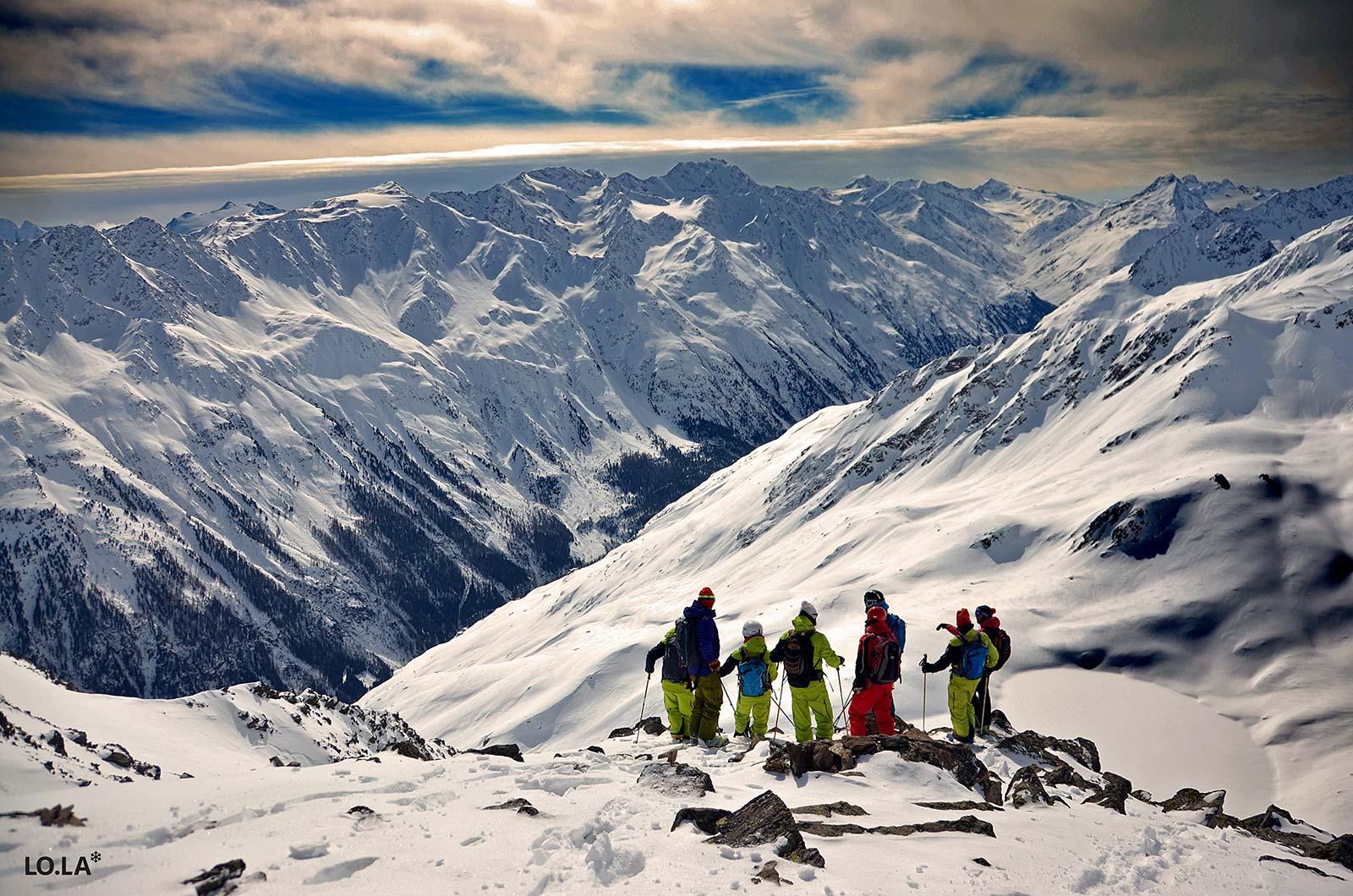 Ausbildung Locals | LO.LA Alpine Safety Management