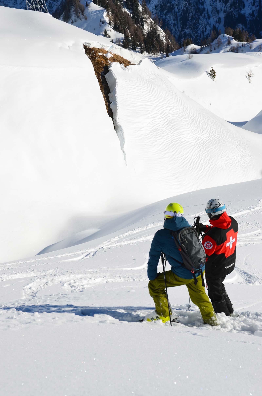 Gleitschneeproblem am Kitzsteinhorn | LO.LA Alpine Safety Management