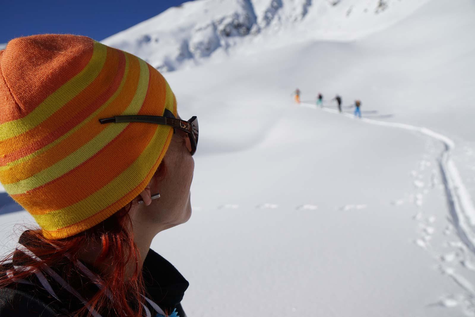 Skitour, lokales Wissen | LO.LA Alpine Safety Management