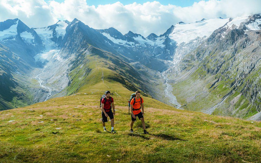 Wandern Hohe Mut Alm (c) Fabian Künzel, Ötztal Tourismus