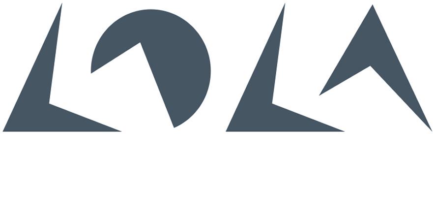Logo, 4c grau | LO.LA Alpine Safety Management