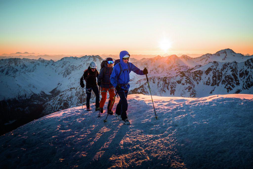Vent Skitour (c) Mathäus Gartner, Ötztal Tourismus