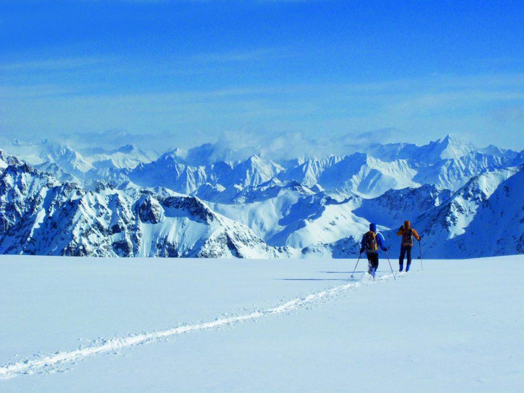 Vent Skitour Brochkogeljoch (c) Bernd Ritschel, Ötztal Tourismus
